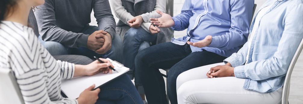 addiction help group